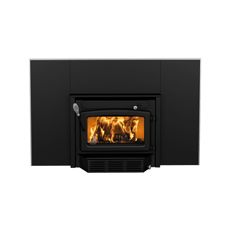 CB00019_CW2500_front_snippet.png | Wood insert | Century Heating