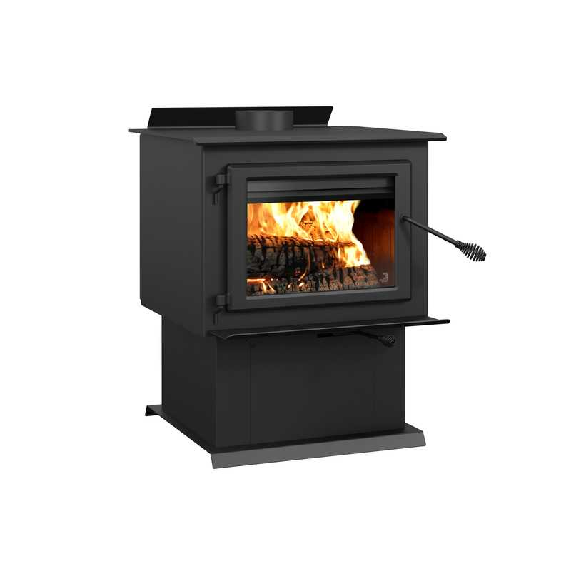 CB00024_FW3500_left.jpg | Wood stove | Century Heating