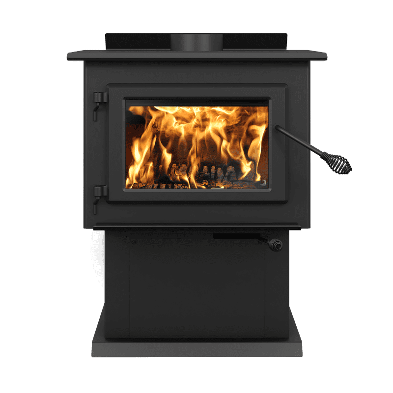 CB00026_FW2900_front_snippet.png | Wood stove | Century Heating