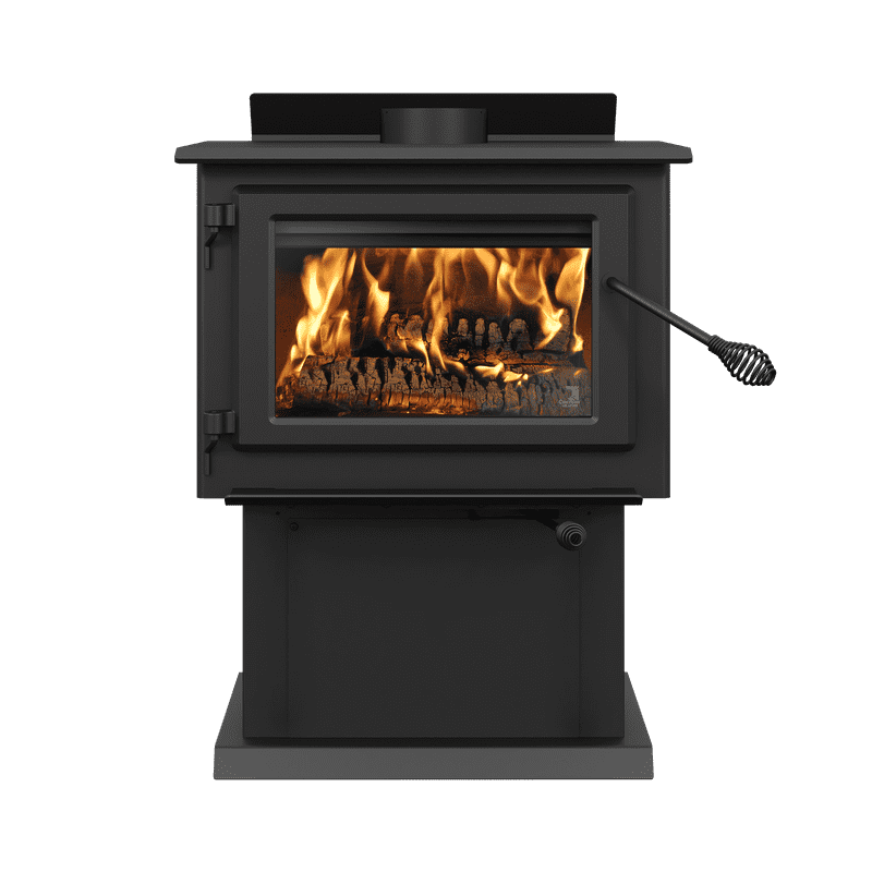 CB00021_FW2800_front_snippet.png | Wood stove | Century Heating