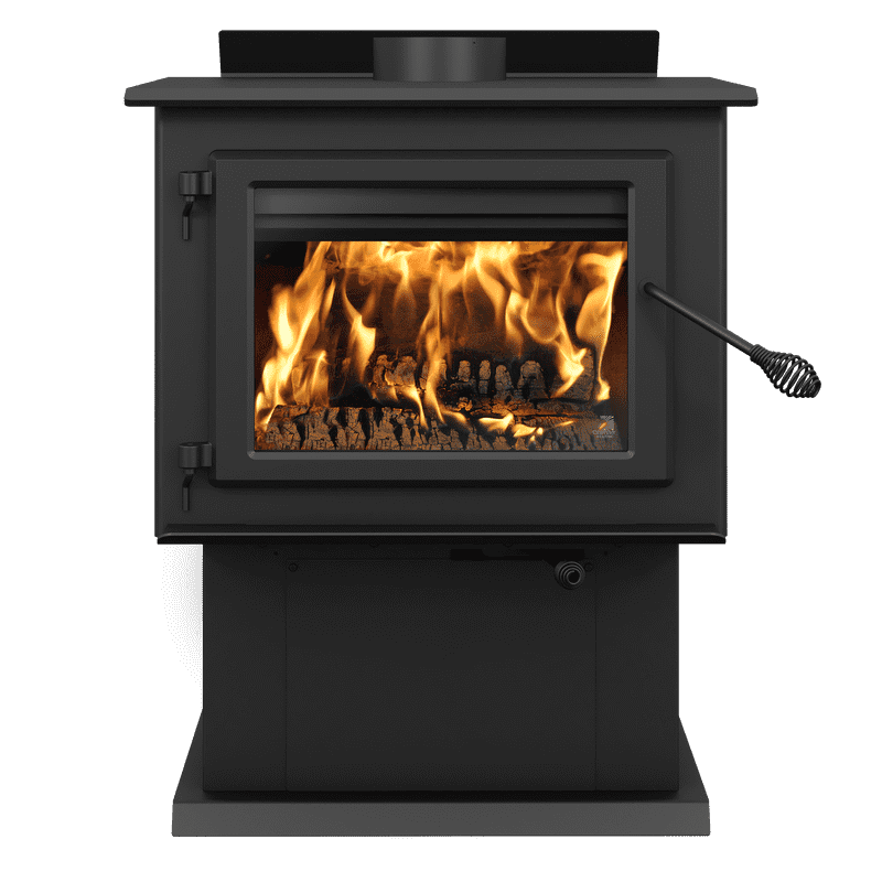 CB00024_FW3500_front_snippet.png | Wood stove | Century Heating