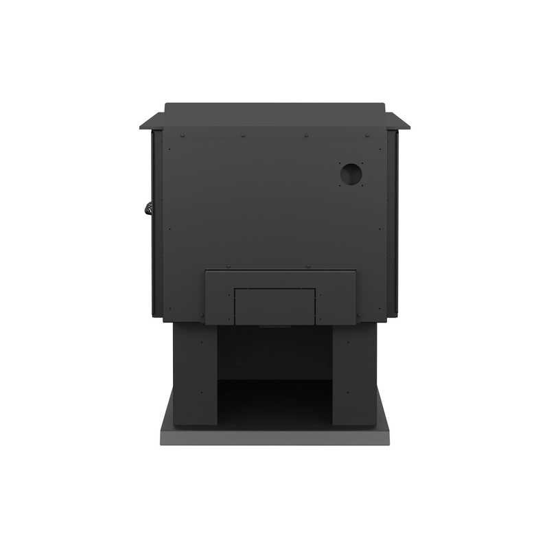 CB00024_FW3500_back.jpg | Wood stove | Century Heating